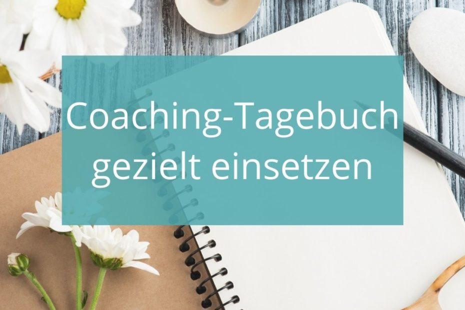 Vorlage Coachingtagebuch