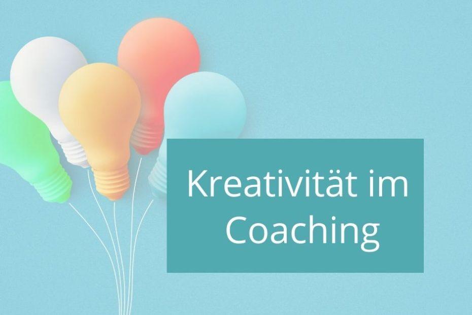 Kreativität im Coaching