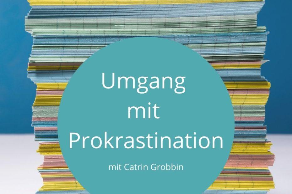 Prokrastinieren, nichts tun