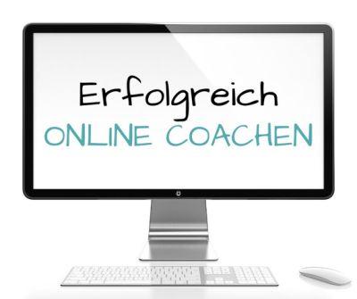 Online-Coaching ist momentan DAS Format im Coaching!
