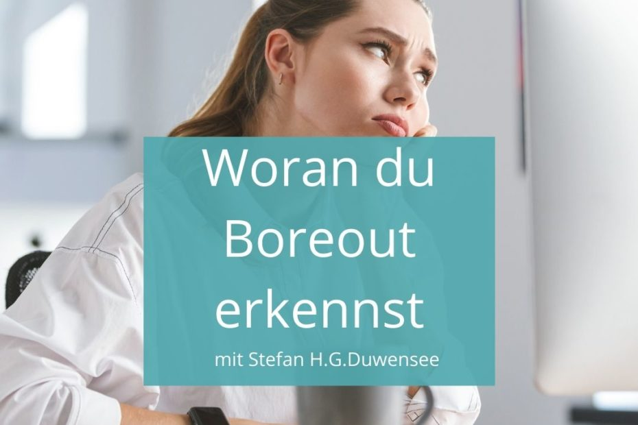 Boreout vs. Burnout