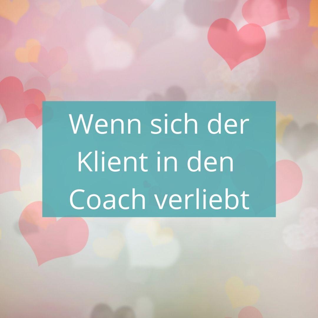 Wenn sich der Coach verliebt